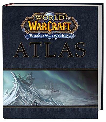 Wow Atlas Book