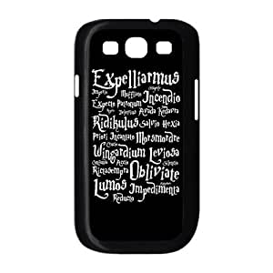 Personalized Hardshell Snap-on Back Cover Case for Samsung Galaxy S3 I9300 - Harry Potter