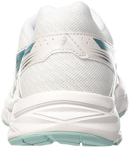contend Bianco whitearuba 0188 Running Scarpe Gel Donna 4 Bluesilver Asics BxqvSRw5