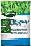7. Scotts Halts Crabgrass & Grassy Weed Preventer