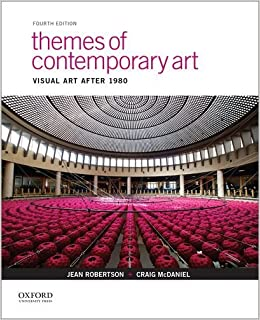 Themes of Contemporary Art: Visual Art after 1980 by Jean Robertson (2016-11-01)