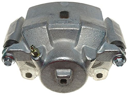 ACDelco 18FR2214 Professional Front Disc Brake Caliper Assembly without Pads (Friction Ready Non-Coated), Remanufactured