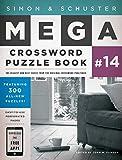 Simon & Schuster Mega Crossword Puzzle Book #14 (S&S Mega Crossword Puzzles)