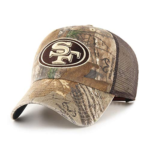San Francisco 49ers Camouflage Caps. OTS NFL ... 15b0c742e