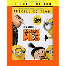 Despicable Me 3 Target Exclusive