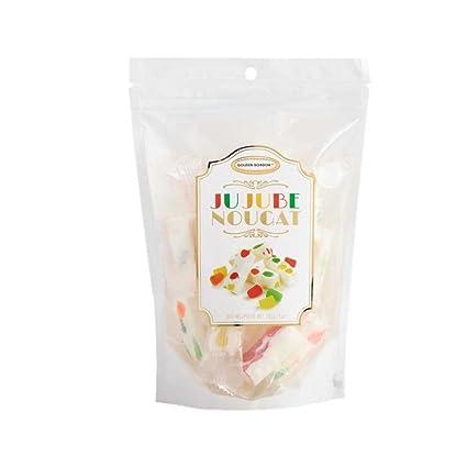 Jujube Nougat - Bolsa para caramelos, suave y masticable ...