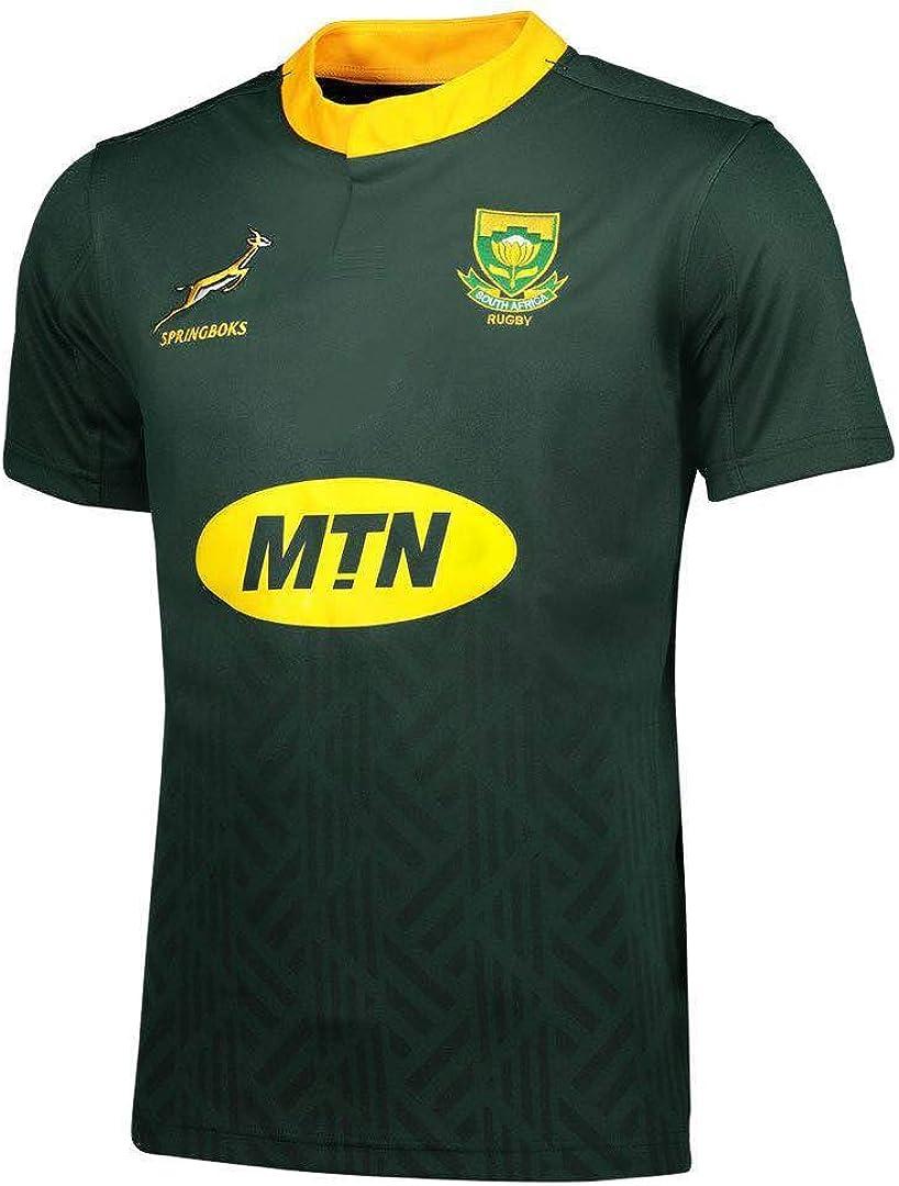 Mempire Camisas De Rugby para Hombres Sudadera De Rugby De SudáFrica Ropa Deportiva De Ajuste Regular: Amazon.es: Ropa y accesorios