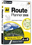 AA Route Planner 2008