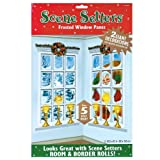 Amscan Scene Setter - Frosted Window Panes