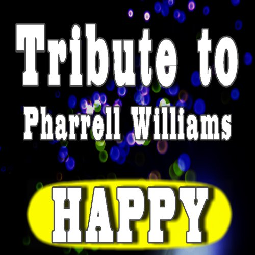 amazoncom tribute to pharrell williams happy