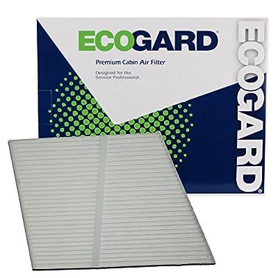 EcoGard XC10257 Premium Cabin Air Filter Fits ProMaster 1500-3500 Diesel 2014-2020: Automotive
