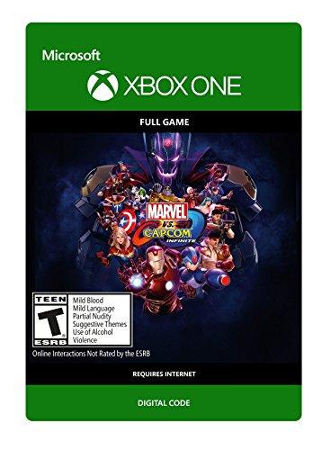 Marvel vs Capcom: Infinite - Standard Edition - Xbox One [Digital Code] by Capcom