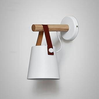 Nordic Danemark Minimalistischen Leder Suspension Holz Schwarz