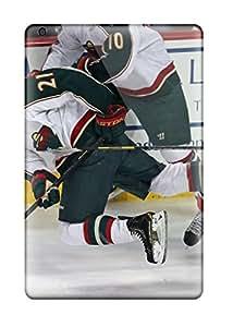 Randall A. Stewart's Shop 1480231K951365265 minnesota wild hockey nhl (73) NHL Sports & Colleges fashionable iPad Mini 3 cases