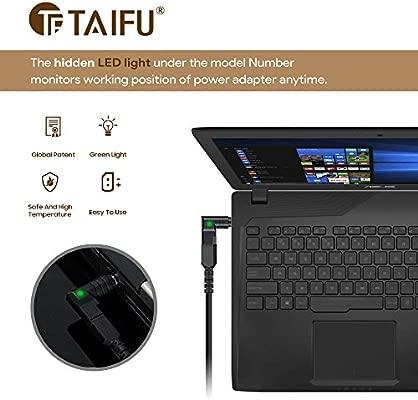 Adaptador de Corriente Cargador Universal 18.5V 19V 19.5V 20V para Acer ASUS DELL HP Lenovo Ideapad ThinkPad Samsung Sony Toshiba Ordenador portátil ...