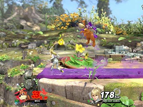 A Poison Filled Fight (Super Mario Smash)