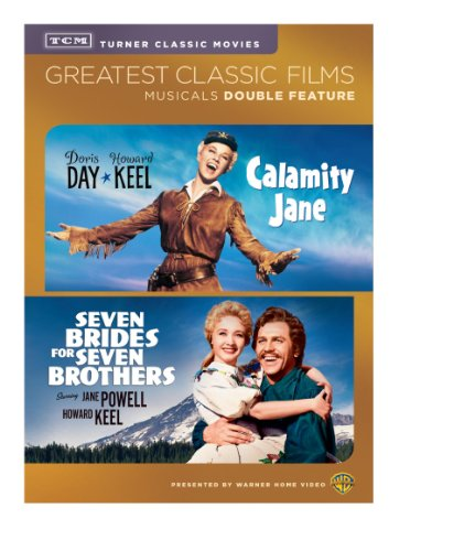 TCM Calamity Jane / Seven Brides for Seven Brothers (DVD) (DBFE) by WarnerBrothers