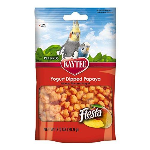 Kaytee Flavored Yogurt Dipped Papaya product image