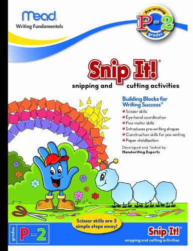 Mead Snip It! , Grades P-2 (54248)