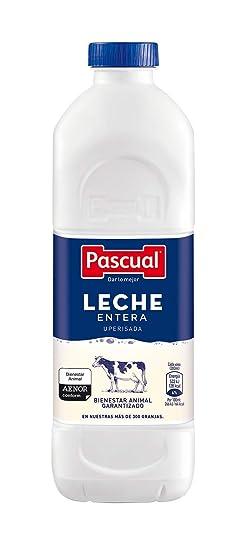 Leche Pascual - Clásica Leche Entera - Botella 1,2 L