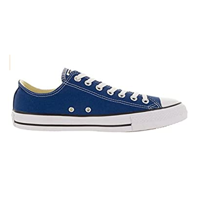 fc803ada785f Converse Unisex Chuck Taylor All Star Ox Low Top Classic Roadtrip Blue  Sneakers - 10 B(M) US Women   8 D(M) US Men