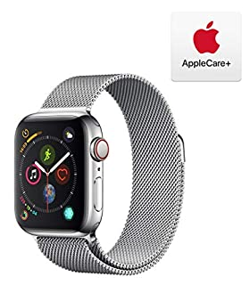 AppleWatch Series4 (GPS+Cellular, 40mm) - Stainless Steel Case with Milanese Loop with AppleCare+ Bundle (B07RMBH6CH) | Amazon price tracker / tracking, Amazon price history charts, Amazon price watches, Amazon price drop alerts