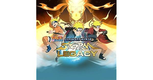 Amazon.com: Naruto Shippuden: Ultimate Ninja Storm Legacy ...