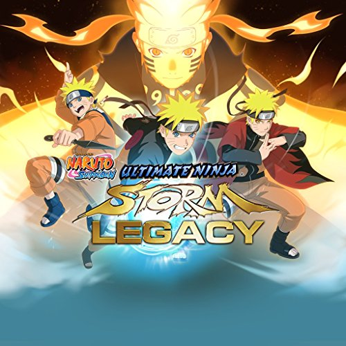 Naruto Shippuden: Ultimate Ninja Storm Legacy - PS4 [Digital Code] by