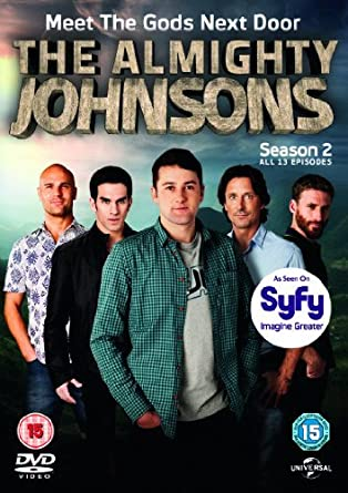 The Almighty Johnsons: Series 2