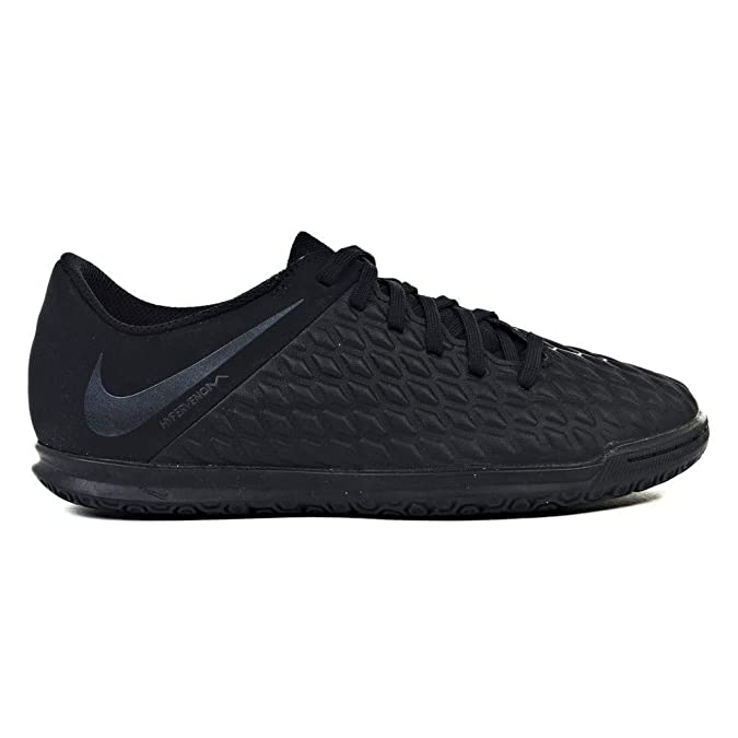 4daefc0580180 Nike Kids' Hypervenom Phantom 3 Club Indoor Soccer Shoes