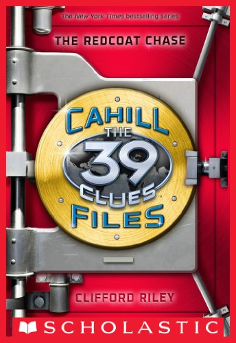 the 39 clues files - 4