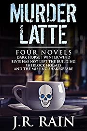 Murder Latte: Four Novels
