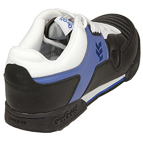Gio-Goi , Herren Sneaker schwarz / blau