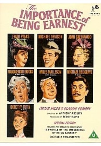 The Importance of Being Earnest [DVD] B000056NVI