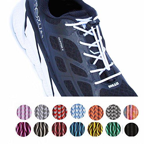 BoomLaces No Tie Shoelaces for Men Women & Kids