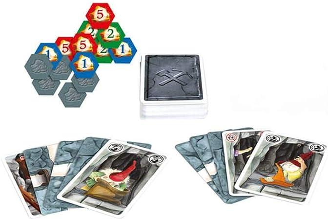 GIGAMIC- Sabotador 2-Les Meneurs Contraatacante, AMMIN2: Amazon.es: Juguetes y juegos