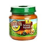 Earth's Best Organic Stage 2 Baby Food, Winter Squash, 4 oz. Jar