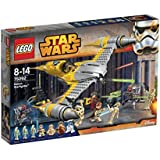 LEGO Star Wars - Set Naboo Starfighter, multicolor (75092)