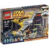LEGO Star Wars - Naboo Starfighter, multicolor (75092)