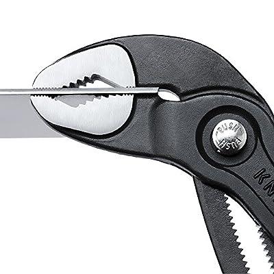 Knipex 8701250 10-Inch Cobra Pliers