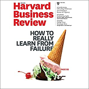 Harvard Business Review, May 2016 (English) Audiomagazin