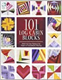 101 Log Cabin Blocks, DRG Publishing, 1592173357