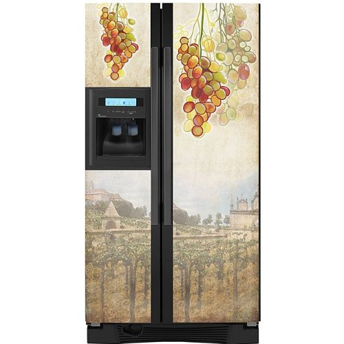 Appliance Art 11106_DISC Tuscan Refrigerator