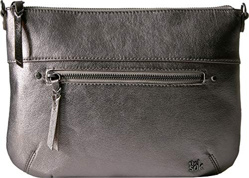 (The Sak Oleta Crossbody, Pyrite Metallic)
