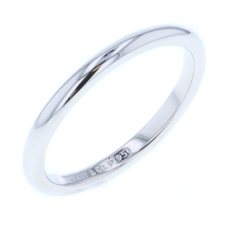 (ティファニー) TIFFANY&Co. ウェディング 12号 リング指輪 プラチナPT950 レディース 中古 [PD3] B07B1Y72QN