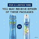 Secret Dry Spray Antiperspirant and