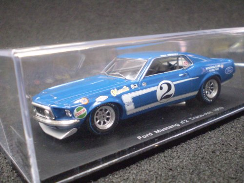 1/43 Ford Mustang No.2 Trans-Am 1969 Dan Gurney S2641