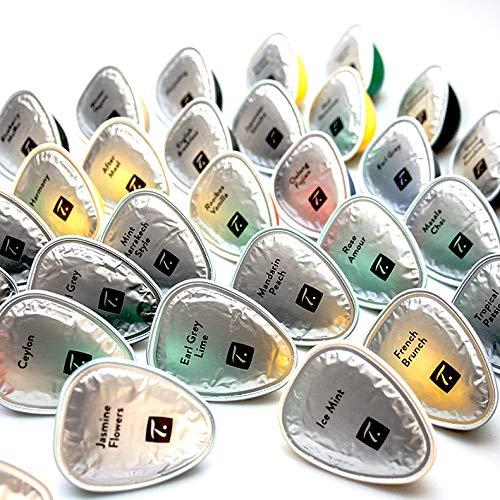 Special T - Probierpaket Probierset (alle Sorten) - 36 Kapseln für Nestlé Tee Maschinen