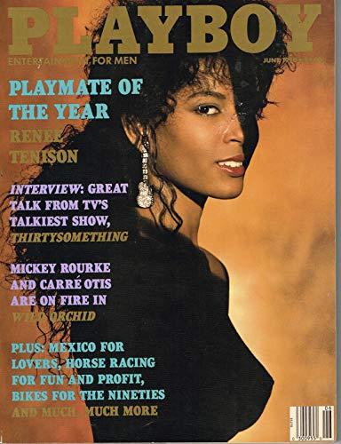 (Playboy Magazine, June 1990)