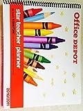 Star Teacher Planner (from Office Depot) by Office Depot (2005-08-01)